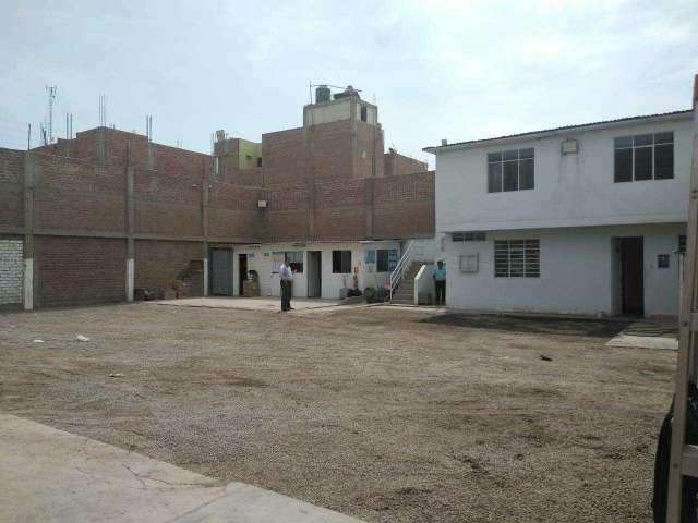 Imagen se alquila corralon de 500.m2 en la Av.Los Alizos. horizonte azul 1. lot.38.s.m.p. teléfono 952974731