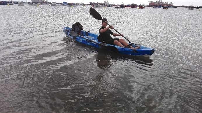 Imagen producto Vendo kayak 2+1 1
