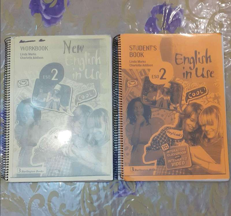 Imagen producto Libros de texto de 2°ESO para IES LEOPOLDO QUEIPO+libro de lectura 9