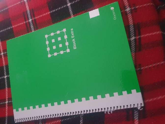 Imagen vendo cuaderno