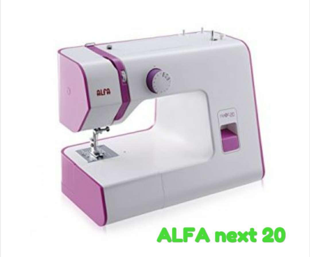 Imagen producto ALFA NEXT 20: Máquina de coser 2