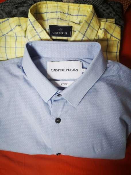 Imagen producto Camisas usadas casi nuevitas 4
