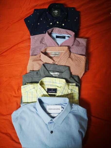 Imagen producto Camisas usadas casi nuevitas 5