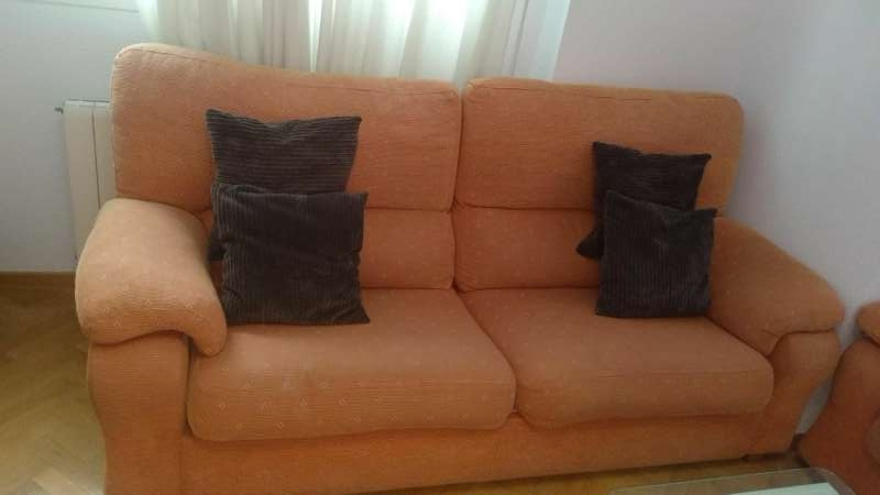Imagen producto Vendo mueble de salón y sillones 3 y 2 plazas todo en buen estado sin arañazos 2