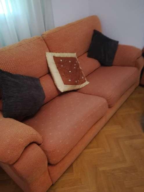 Imagen producto Vendo sofás 3 más 2 plazas 2