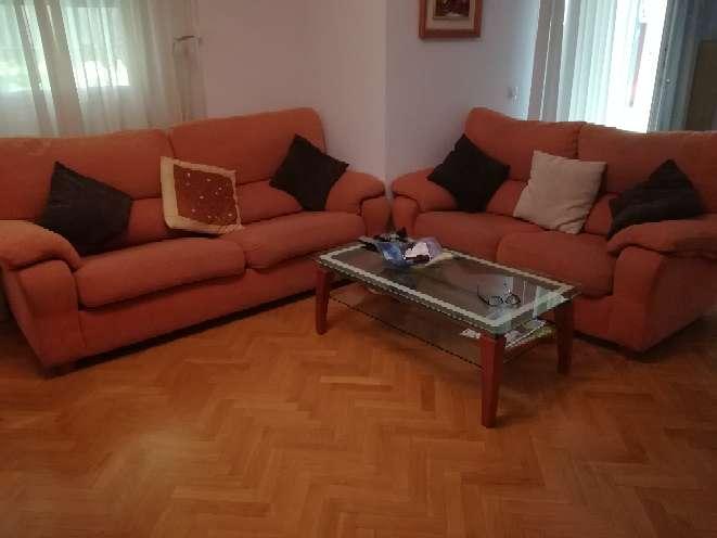 Imagen producto Vendo sofás 3 más 2 plazas 1