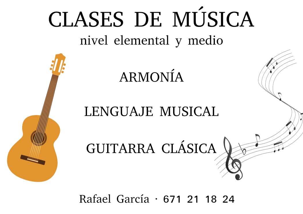 Imagen producto Clases Guitarra Clásica 2