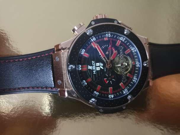 Imagen producto Reloj Hublot F1 edición especial suizo  1