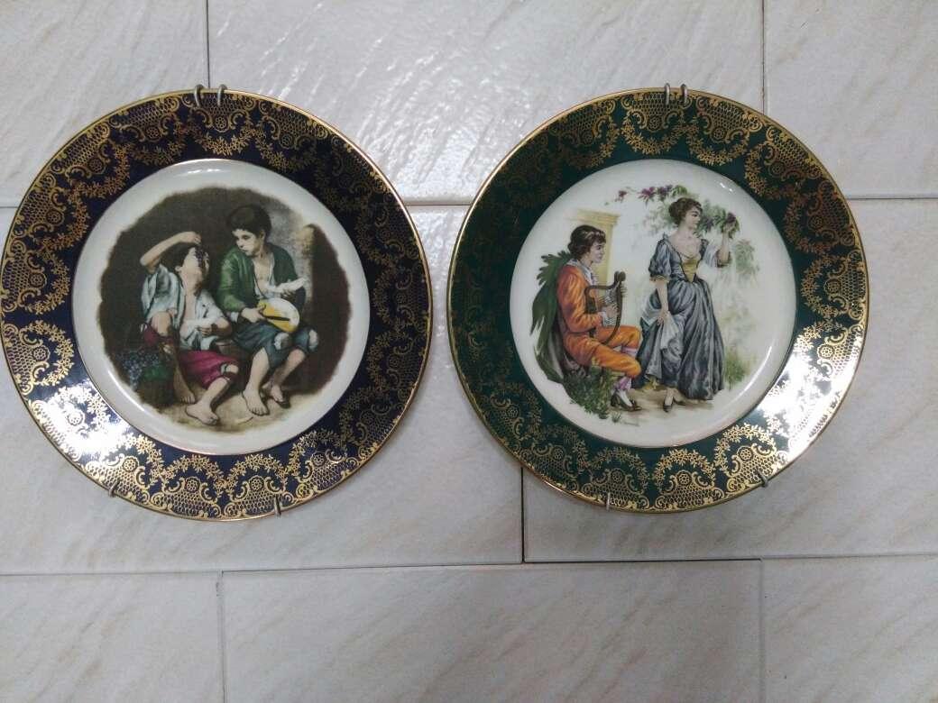 Imagen producto Dos platos decoración 1