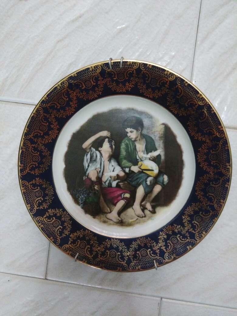 Imagen producto Dos platos decoración 2