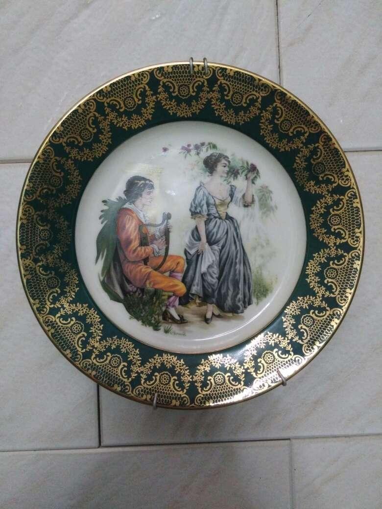 Imagen producto Dos platos decoración 3