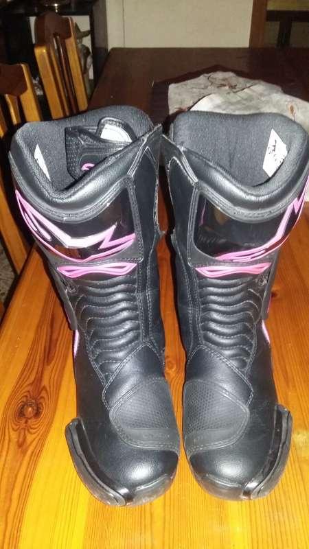 Imagen botas alpinestars con poco uso i casi nuevas