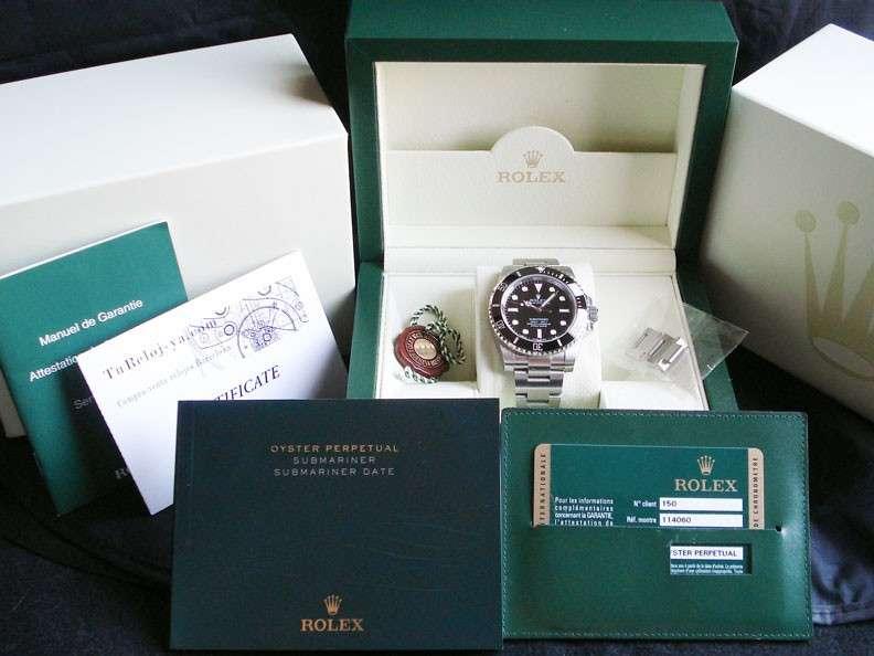 Imagen producto Relojes Rolex Automáticos suizos  9