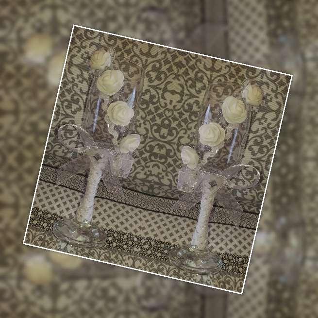 Imagen producto Copas para boda y bautizo  8
