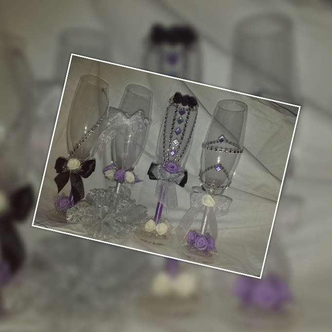 Imagen producto Copas para boda y bautizo  10
