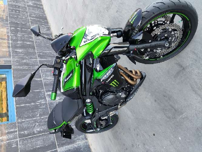 Imagen Kawasaki er6n
