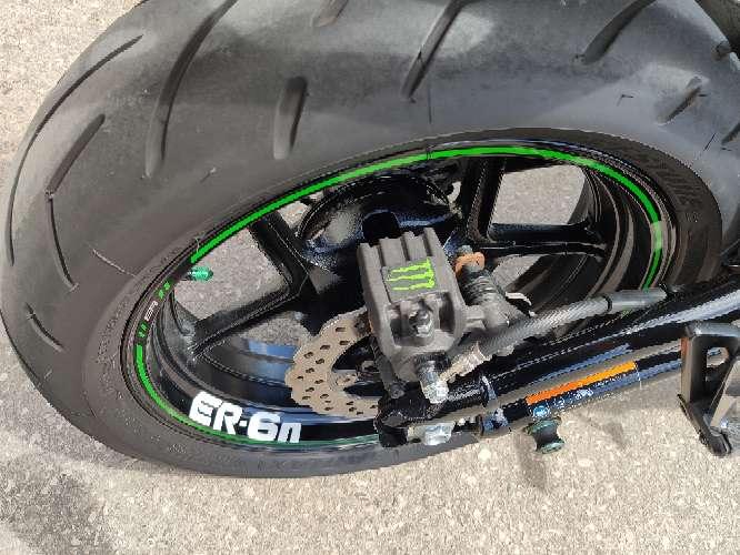 Imagen producto Kawasaki er6n 9