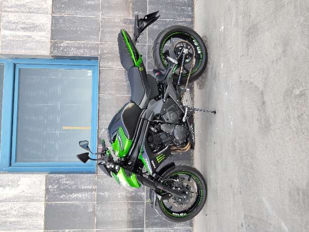 Imagen producto Kawasaki er6n 10