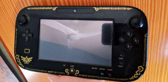 Imagen Wii u edición especial Zelda wind Waker