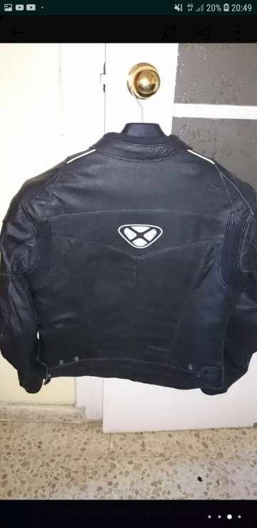 Imagen chaqueta de moto