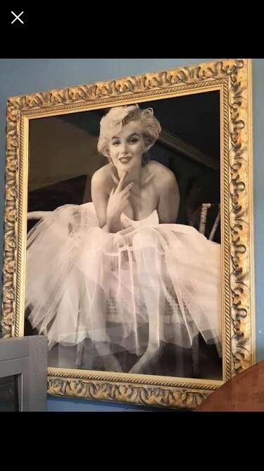 Imagen producto Cuadro Marilyn Monroe 1