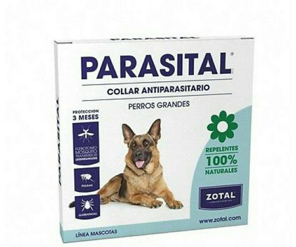 Imagen Parasital collar repelente para perros