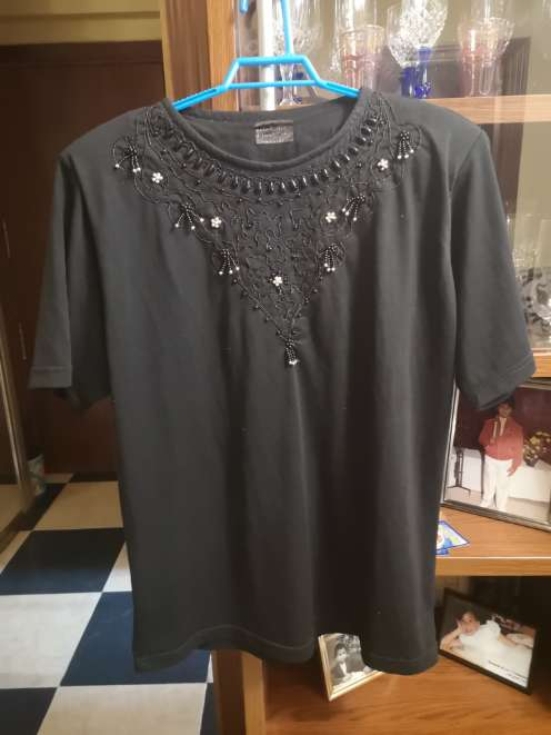 Imagen producto Blusa Negra 1
