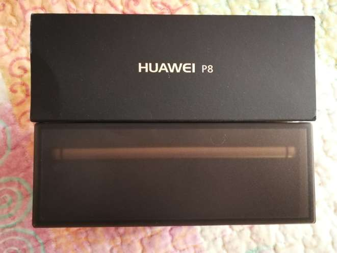 Imagen producto Huawei P8 + 3 fundas 4