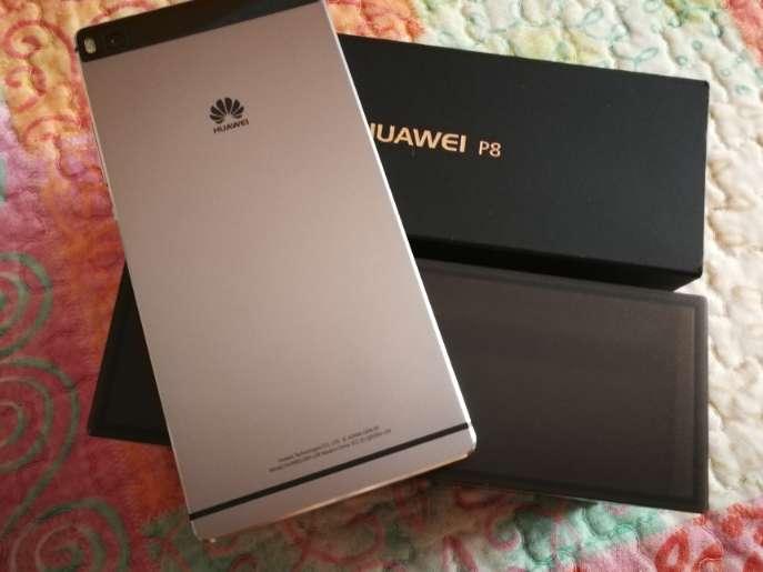 Imagen producto Huawei P8 + 3 fundas 1