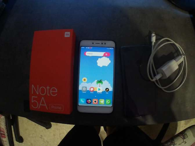 Imagen Xiaomi Redmi Note 5A Prime - Perfecto Estado