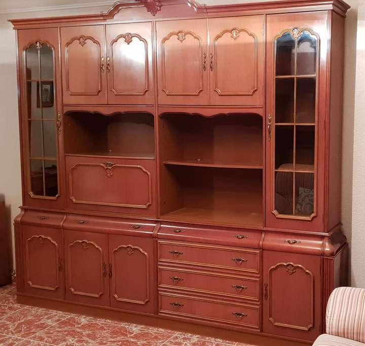 Imagen producto Mueble salon barnizado  1