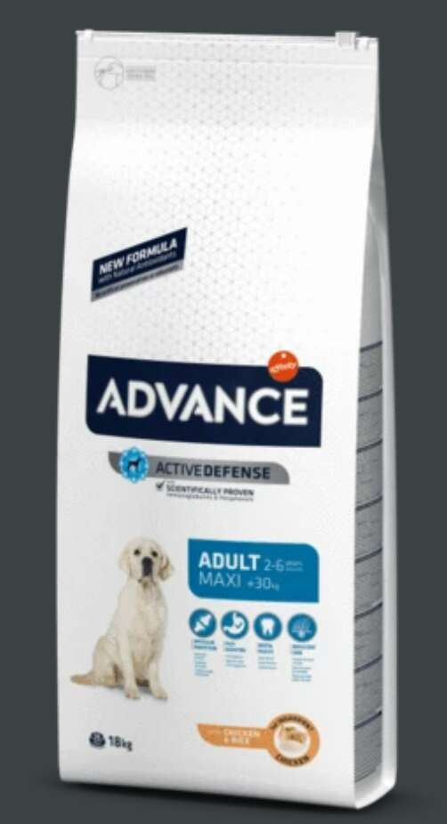Imagen Advance Adult Maxi para perros