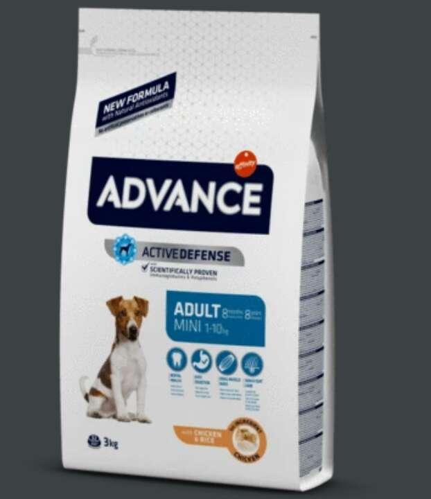 Imagen Advance Adult mini para perros