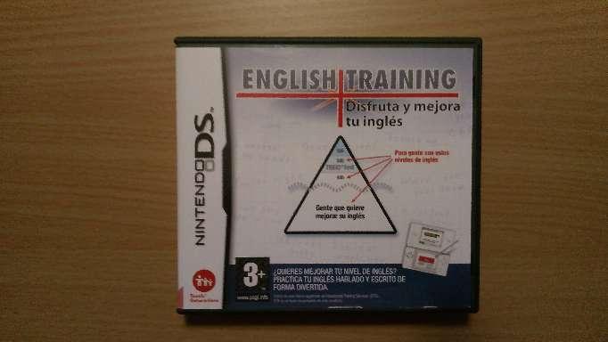 Imagen Juego Nintendo Ds English Training