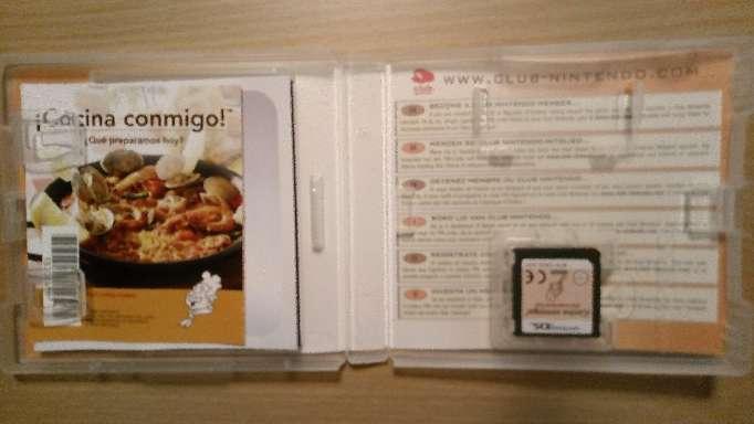 Imagen producto Juego Nintendo Ds Cocina Conmigo 2
