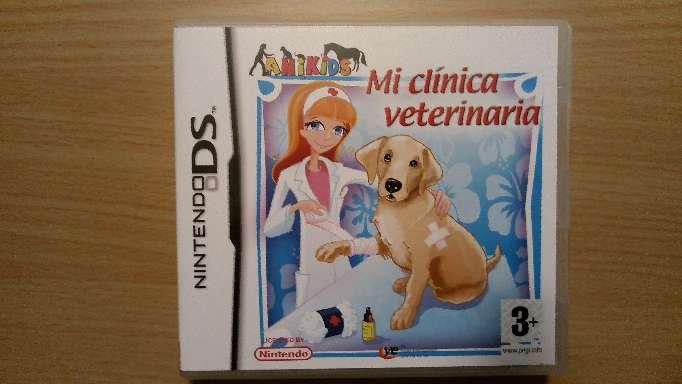 Imagen Juego Nintendo Ds Mi Clínica Veterinaria