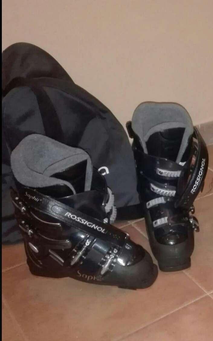 Imagen botas esqui