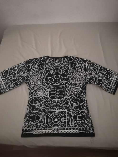 Imagen producto Camiseta Diseño Unisex XQS 2