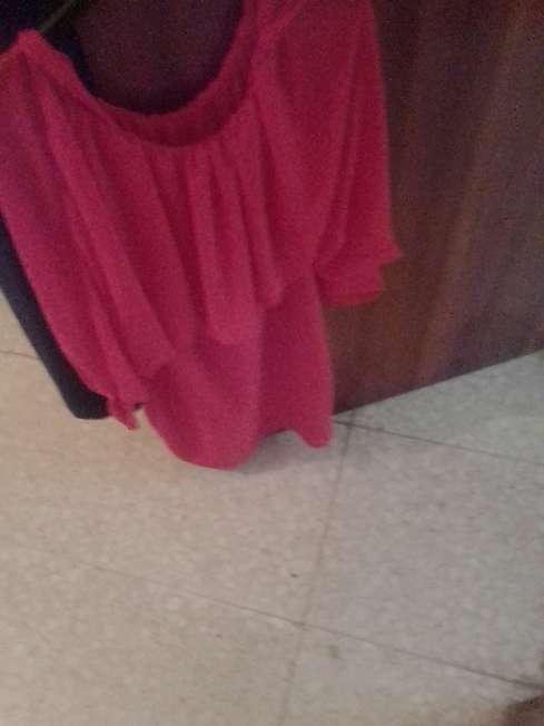 Imagen producto Vestido rojo muí bonito 2