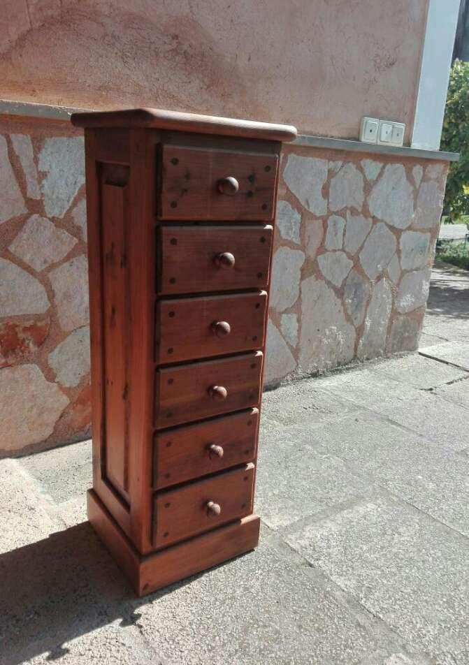 Imagen Cajonera madera