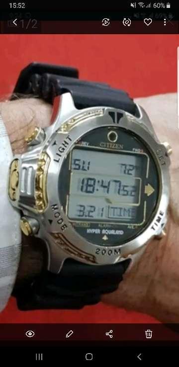 Imagen reloj citizen