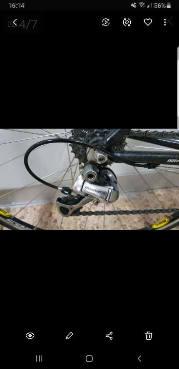 Imagen producto Bicicleta carbono carretera  4