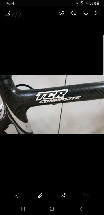 Imagen producto Bicicleta carbono carretera  2