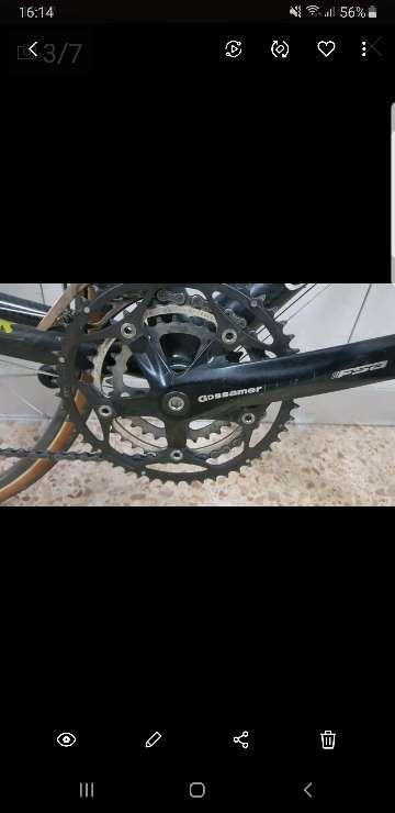 Imagen producto Bicicleta carbono carretera  3