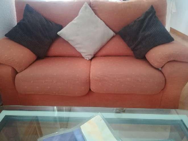 Imagen producto Vendo mueble de salón y sillones 3 y 2 plazas todo en buen estado sin arañazos 4