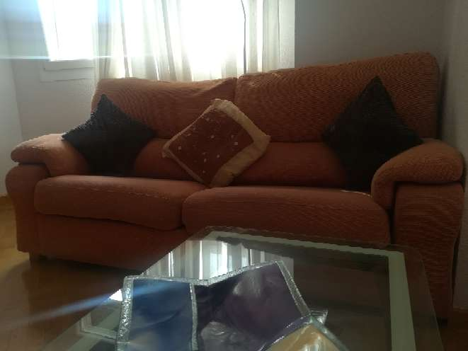 Imagen producto Vendo mueble de salón y sillones 3 y 2 plazas todo en buen estado sin arañazos 6