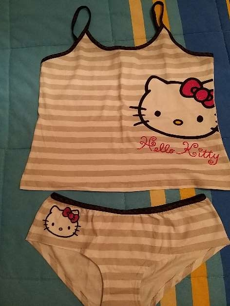 Imagen Conjunto Hello Kitty Nuevo