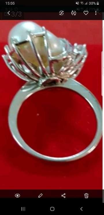 Imagen producto Anillo perlas australianas  2