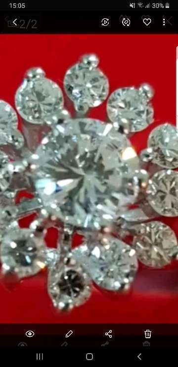 Imagen anillo platino
