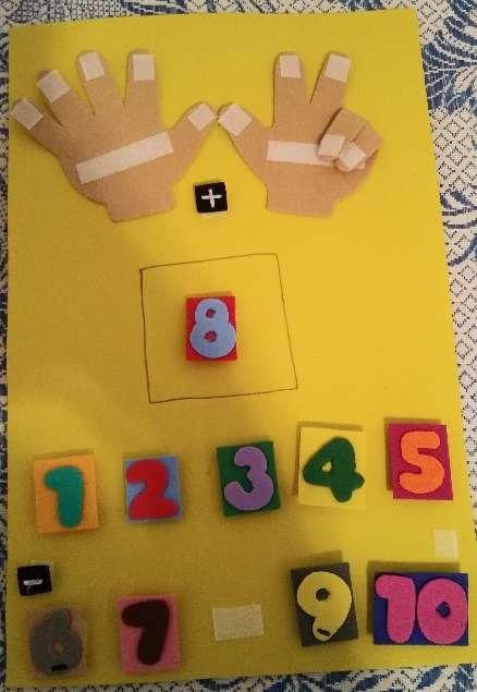 Imagen producto Libros sensoriales y educativos de goma eva 6